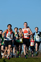 11 Northern Cross Country CHampionships in Sunderland